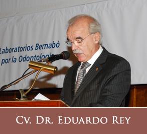 CV Dr. Eduardo Rey