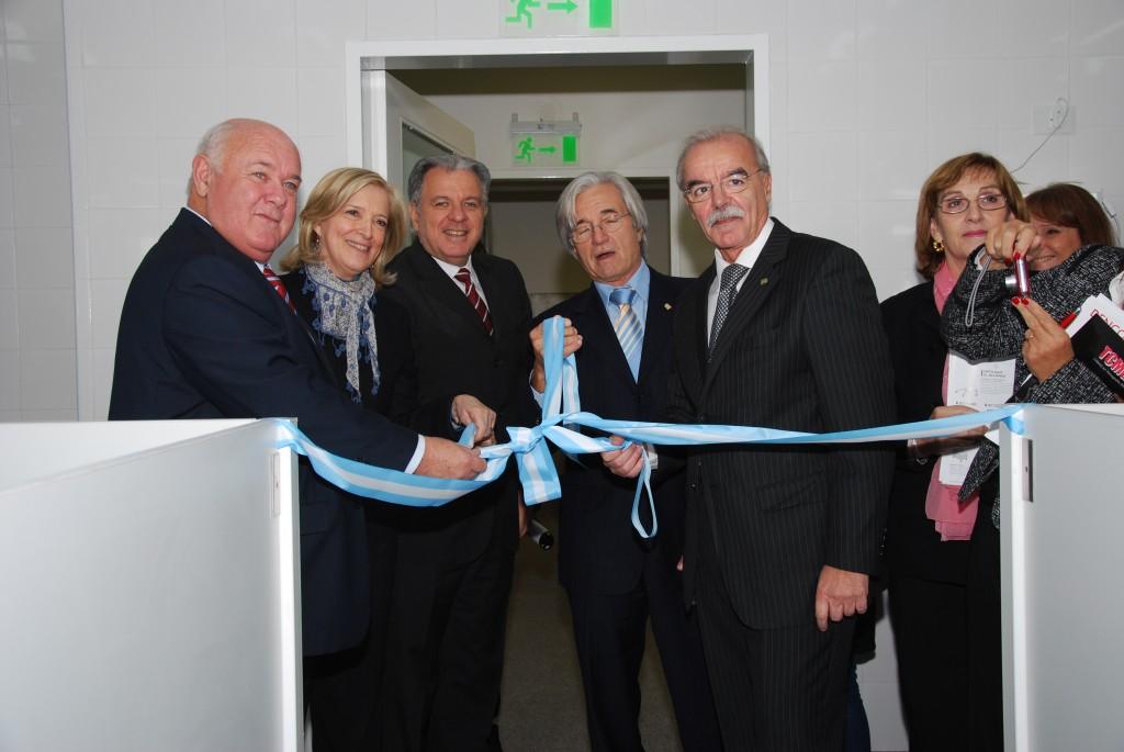 Inauguración Clínica universitaria UBA