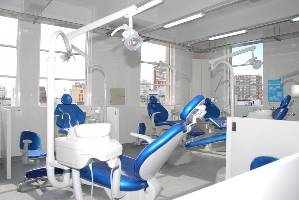 Clínica Universitaria Odontología UBA